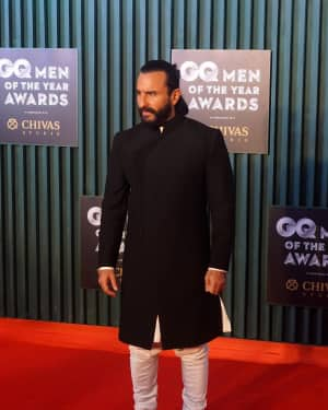 Saif Ali Khan - Photos: GQ Men Of The Year Awards & Red Carpet 2018
