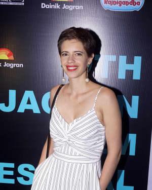 Photos: Kalki Koechlin at Jagran Film Festival for the Film Screening Of Ribbon