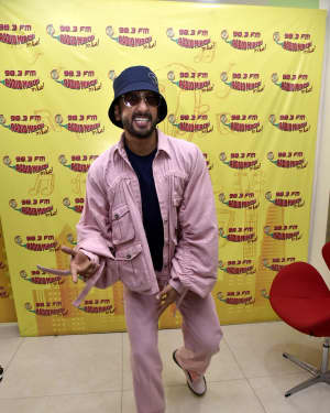 Ranveer Singh - Photos: Gully Boy Promotions at Radio Mirchi Studio
