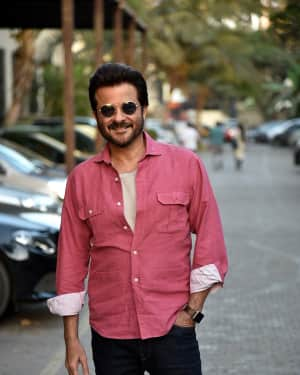 Anil Kapoor - Photos: Interview With Star Cast Of 'Total Dhamaal'