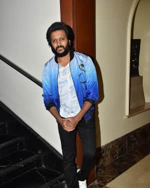 Ritesh Deshmukh - Photos: Interview With Star Cast Of 'Total Dhamaal'