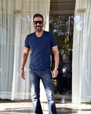Ajay Devgan - Photos: Interview With Star Cast Of 'Total Dhamaal' | Picture 1625429