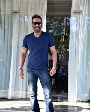Ajay Devgan - Photos: Interview With Star Cast Of 'Total Dhamaal'