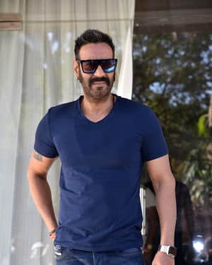 Ajay Devgan - Photos: Interview With Star Cast Of 'Total Dhamaal' | Picture 1625430