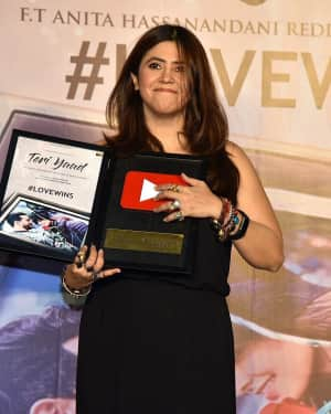 Ekta Kapoor (Producer) - Photos: Song Launch Of Music Album 'Teri Yaad'