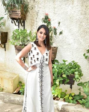 Anita Hassanandani - Photos: Song Launch Of Music Album 'Teri Yaad'