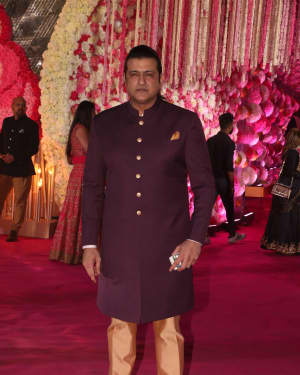 Photos: Azhar Morani & Tanya Seth Wedding Reception