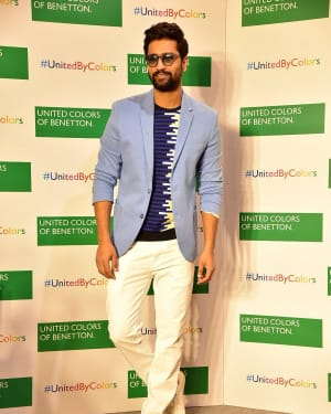 Photos: Vicky Kaushal at Store launch of United Colors of Benetton | Picture 1626399