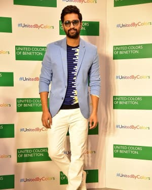Photos: Vicky Kaushal at Store launch of United Colors of Benetton | Picture 1626398