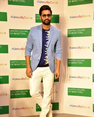 Photos: Vicky Kaushal at Store launch of United Colors of Benetton | Picture 1626400