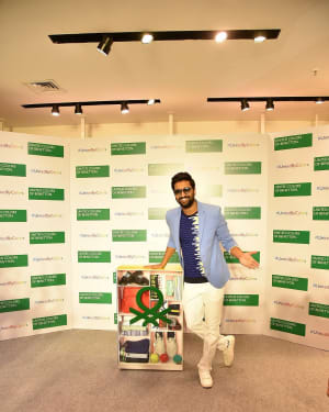 Photos: Vicky Kaushal at Store launch of United Colors of Benetton | Picture 1626402