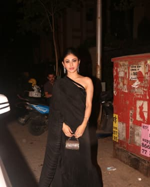 Mouni Roy - Photos: Naming Ceremony of Ekta Kapoor's Son at Her Juhu Residence | Picture 1626627