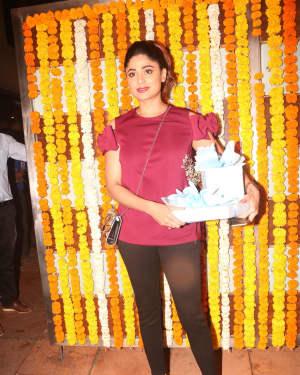 Shamita Shetty - Photos: Naming Ceremony of Ekta Kapoor's Son at Her Juhu Residence