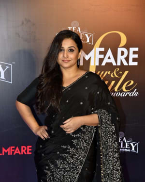 Vidya Balan - Photos: Red Carpet Of Filmfare Glamour and Style Awards 2019