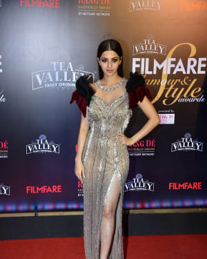 Vedhika - Photos: Red Carpet Of Filmfare Glamour and Style Awards 2019