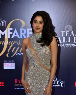 Jahnavi Kapoor - Photos: Red Carpet Of Filmfare Glamour and Style Awards 2019 | Picture 1626885