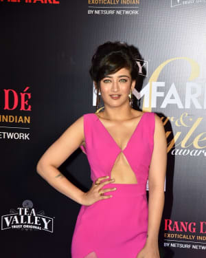 Akshara Haasan - Photos: Red Carpet Of Filmfare Glamour and Style Awards 2019
