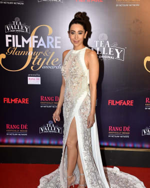 Karisma Kapoor - Photos: Red Carpet Of Filmfare Glamour and Style Awards 2019