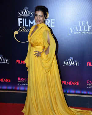 Kajol - Photos: Red Carpet Of Filmfare Glamour and Style Awards 2019