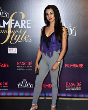 Sanjjanna Galrani - Photos: Red Carpet Of Filmfare Glamour and Style Awards 2019