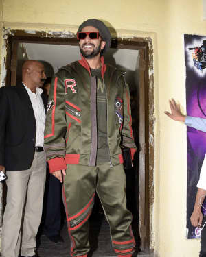 Ranveer Singh - Photos: Screening of GullyBoy at PVR Juhu