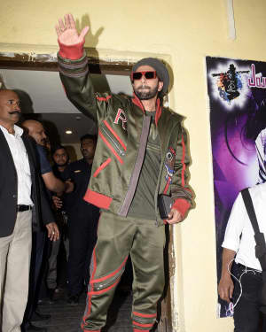 Ranveer Singh - Photos: Screening of GullyBoy at PVR Juhu | Picture 1627099