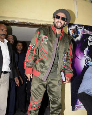 Ranveer Singh - Photos: Screening of GullyBoy at PVR Juhu | Picture 1627097