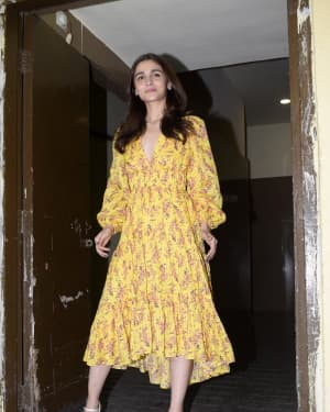 Alia Bhatt - Photos: Screening of GullyBoy at PVR Juhu | Picture 1627083