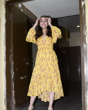 Alia Bhatt - Photos: Screening of GullyBoy at PVR Juhu | Picture 1627080