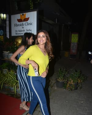 Photos: Parineeti Chopra Spotted at Woman's Hospital in Bandra | Picture 1627416
