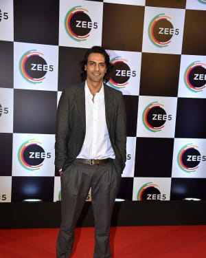 Arjun Rampal - Photos: Red Carpet Of 1 Year Anniversary Of Zee5 App