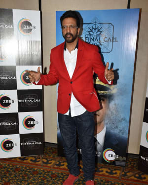 Javed Jaffrey - Photos: Final Call Web Series Promotion