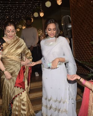 Photos: Sonakshi Sinha's Wedding Reception at Four Bungalows