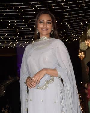 Sonakshi Sinha - Photos: Sonakshi Sinha's Wedding Reception at Four Bungalows