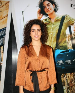 Sanya Malhotra - Photos: Trailer Launch of Film Photograph at The View