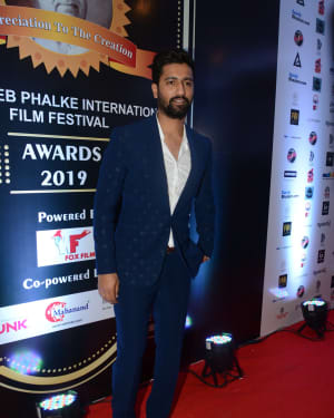 Vicky Kaushal - Photos: Dadasaheb Phalke Awards 2019