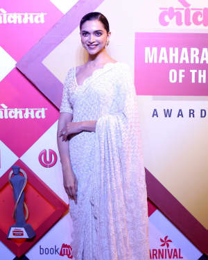 Deepika Padukone - Photos: Lokmat Maharashtrian of the Year Awards