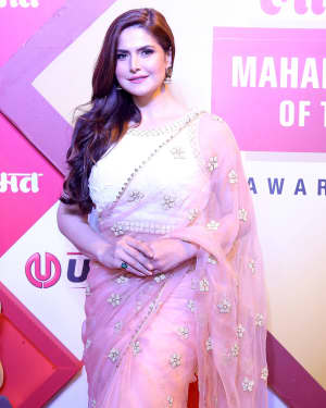 Zareen Khan - Photos: Lokmat Maharashtrian of the Year Awards