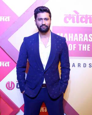 Vicky Kaushal - Photos: Lokmat Maharashtrian of the Year Awards