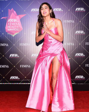 Sara Ali Khan - Photos: Nykaa Femina Beauty Awards 2019