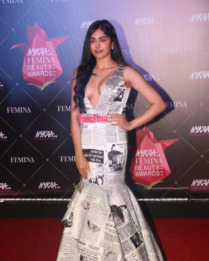 Adah Sharma - Photos: Nykaa Femina Beauty Awards 2019