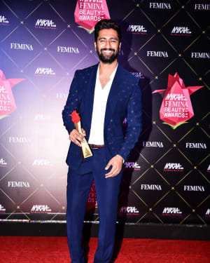 Vicky Kaushal - Photos: Nykaa Femina Beauty Awards 2019