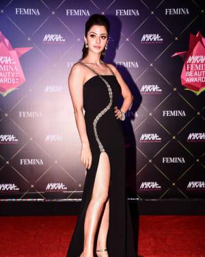 Vedhika Kumar - Photos: Nykaa Femina Beauty Awards 2019