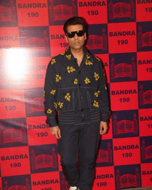 Karan Johar - Photos: Bollywood Celebrities attends a fashion event at Bandra 190