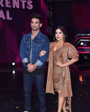 Photos: Celebs at The Sets Of Super Dancer Chapter 3 | Picture 1629948