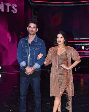 Photos: Celebs at The Sets Of Super Dancer Chapter 3 | Picture 1629949
