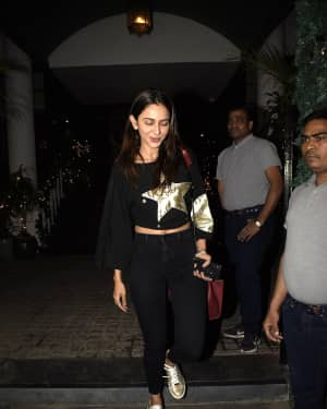 Photos: Rakul Preet Singh Spotted at Soho House