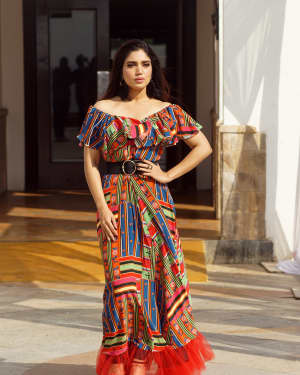 Bhumi Pednekar - Photos: Interview Of Hindi Film Sonchiraiya