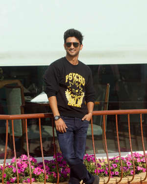 Sushant Singh Rajput - Photos: Interview Of Hindi Film Sonchiraiya