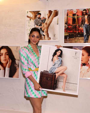 Kiara Advani - Photos: Daboo Ratnani 2019 Calander Launch at Olive Bandra